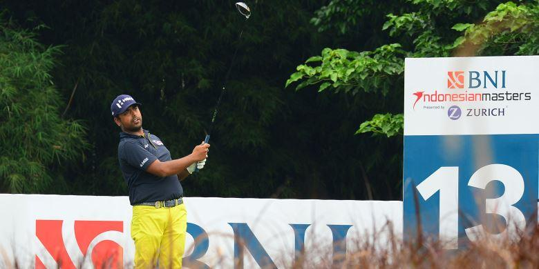 Ambisi Lahiri Pada Turnamen BNI Indonesian Masters Presented By Zurich
