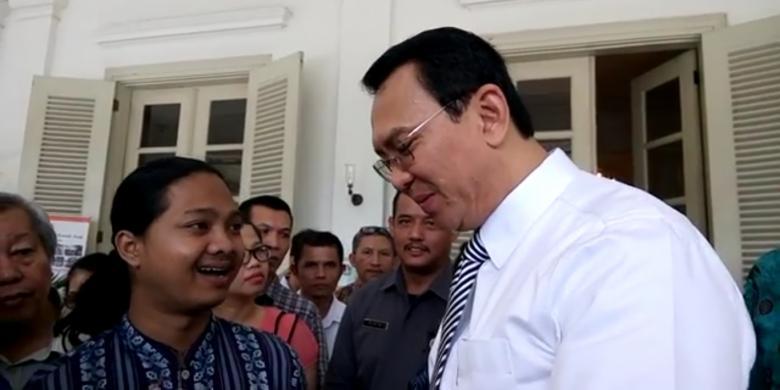 Permintaan Maaf PAK Ahok untuk PNS DKI Jakarta