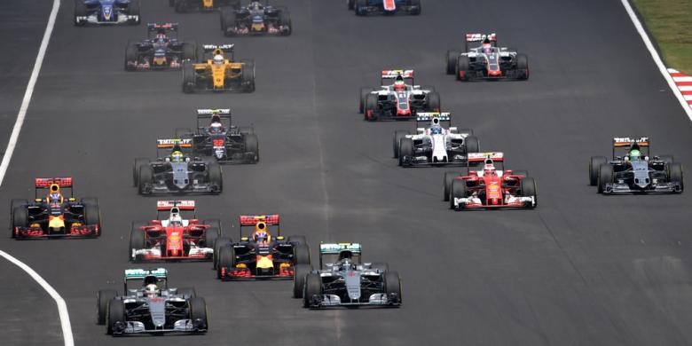 Jadwal Formula 1 Jepang 2016