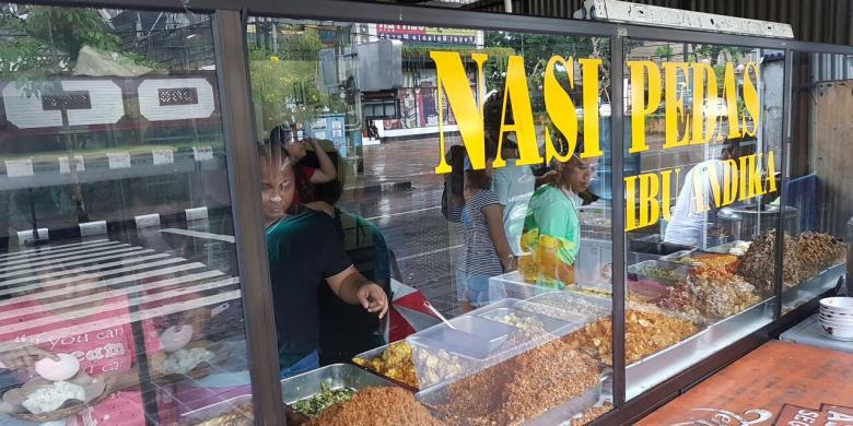 Ini Nasi Pedas Bali Yang Paling Tersohor