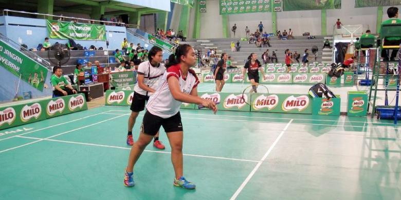 Siti-Rusyda Bawa Timnya Lolos Ke Final