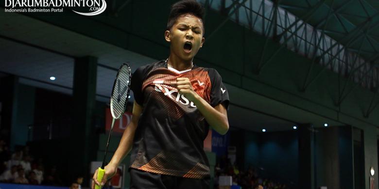 """Firdaus Ciptakan """"All-Indonesian Final"""" Pada Kategori U-15"""