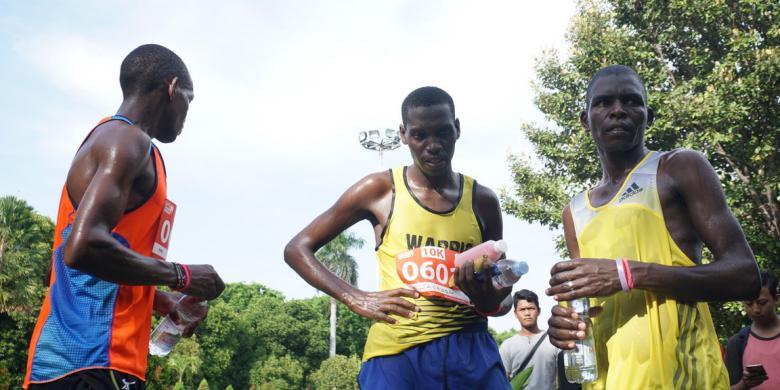 Pelari Kenya Juarai International Banyuwangi Run 2016