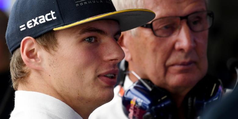 Verstappen: Salah Satu Balapan Terbaik Saya