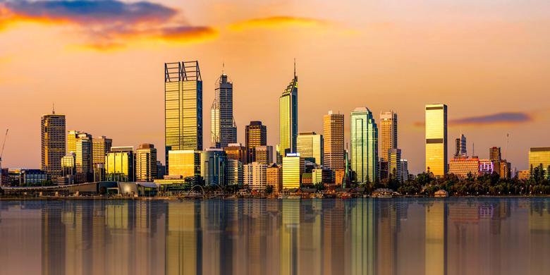 Menjelajahi Senja Dan Romantisme Kota Perth…