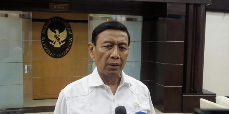 Jadi Calon Ketum PBSI, Wiranto Sudah Dapat Izin Jokowi