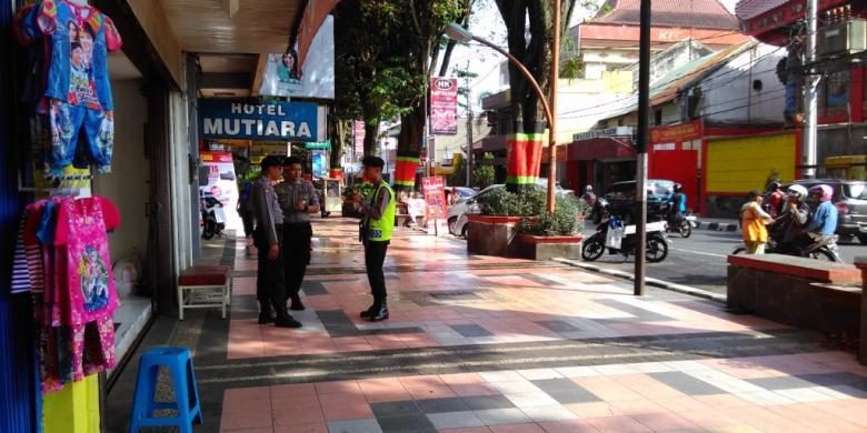 """Kawasan Pecinan Magelang Bakal Jadi """"Borobudur Street Market"""""""