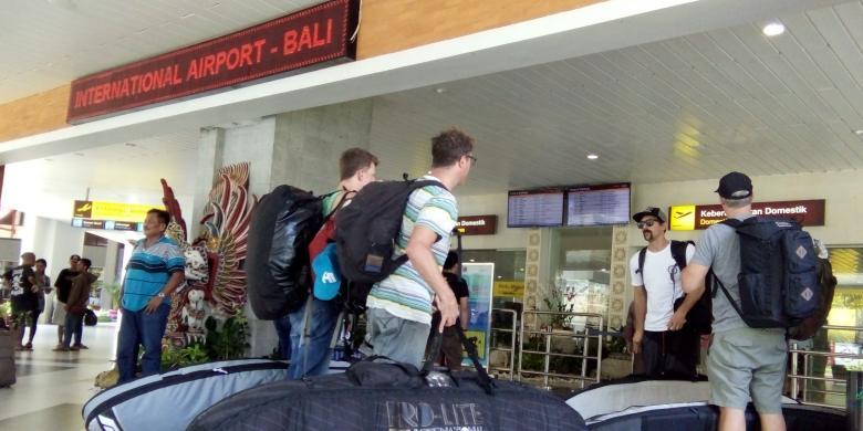Turis Asing Ke Indonesia Paling Banyak Masuk Melalui Bandara Ngurah Rai