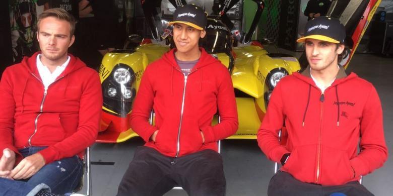Sean Beradaptasi Dengan Bagus Di Sirkuit Fuji Speedway