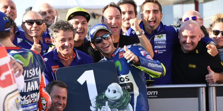 Rossi: Jorge Dan Marc Sedikit Lebih Cepat Dari Saya