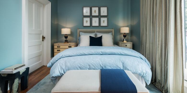 begini siasat kamar tidur sempit jadi luas btn properti