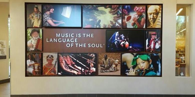 Musical Instrument Museum, 15.000 Alat Musik Yang Menyatukan Manusia