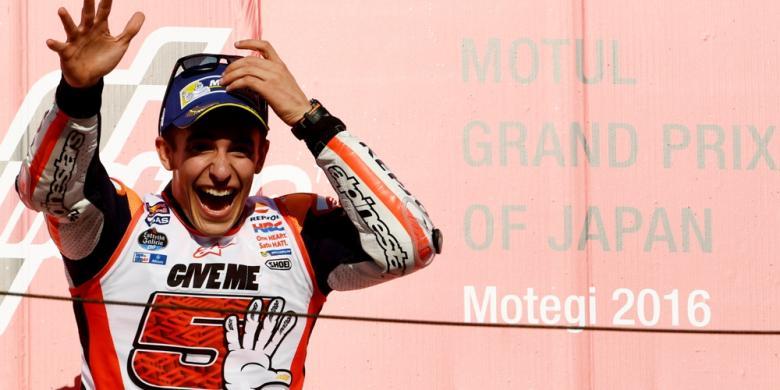 Image result for marquez juara dunia 4 kali
