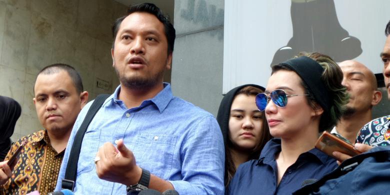 Reza Artamevia Mengaku Sering Diminta Patungan untuk Beli Sabu