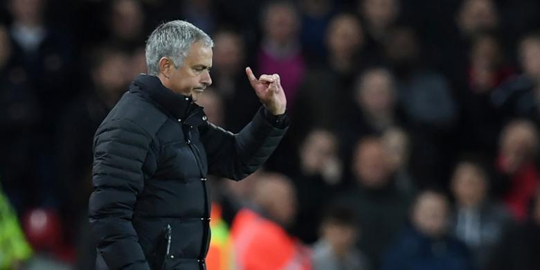 Janji Mourinho andai Manchester United Jebol Gawang Chelsea
