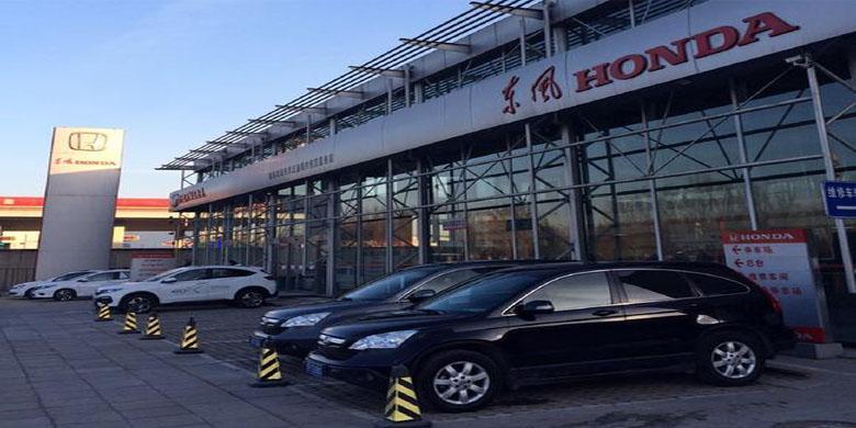 Bangun Pabrik Ketiga, Honda Makin Serius Di China