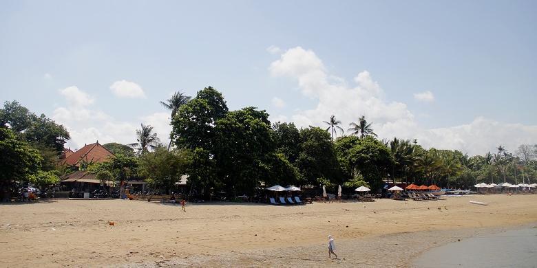 Bosan Ke Pantai Kuta, Coba Main Ke Pantai Sindhu Di Sanur Bali