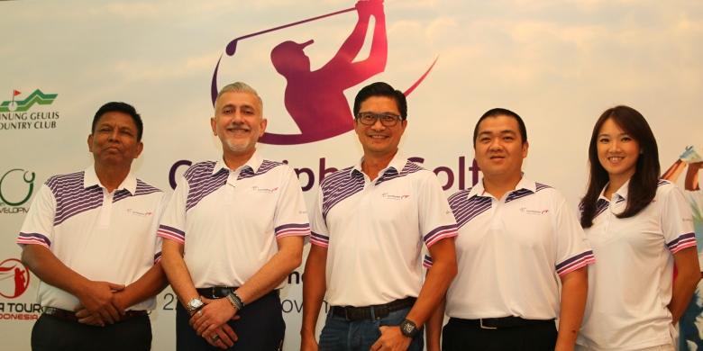 Combiphar Golf Invitational, Berkompetisi Sekaligus Berdonasi