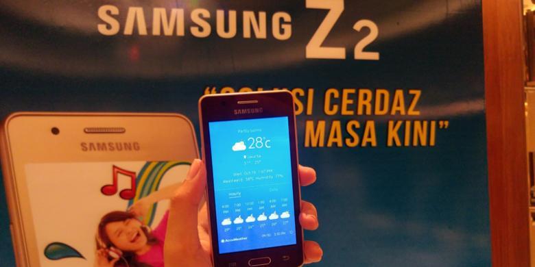 Apa Itu OS Tizen Di Samsung Z2, Bedanya Dengan Android?