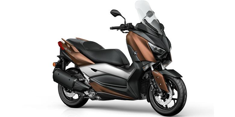 Motor Skuter Yamaha