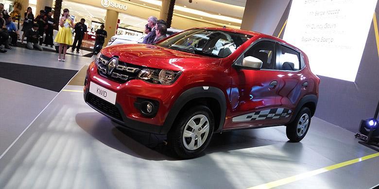 Crossover Murah Renault Kwid
