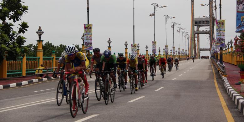 Tour De Siak–Malaka,  Rencana Besar Lomba Balap Sepeda Negara Serumpun