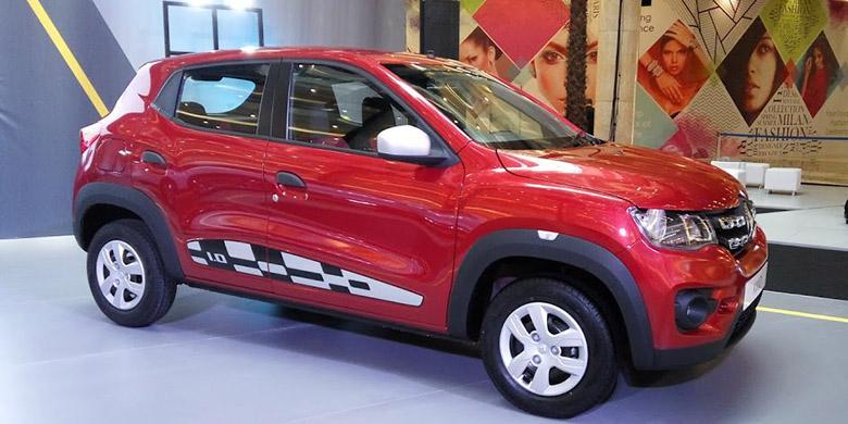 """Mengamati Detail """"Crossover Murah"""" Renault"""