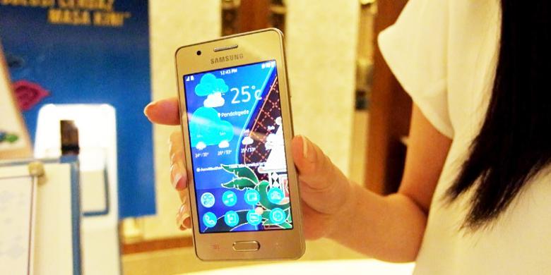 Melihat Samsung Z2 Dari Berbagai Sisi