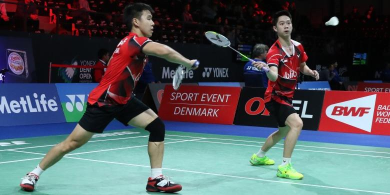 Kevin/Marcus Juara China Open