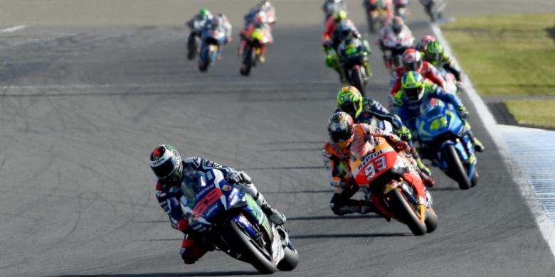 Jadwal MotoGP Australia 2016