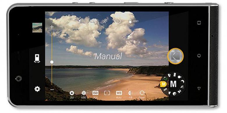 Kodak Hidupkan Kembali Kamera Lawas Ektra lewat Android