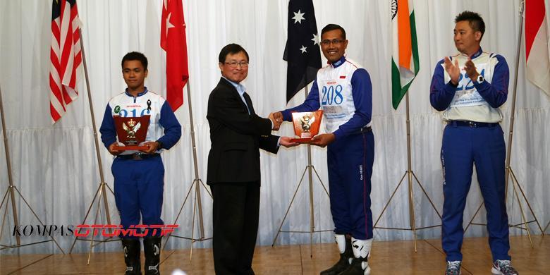 "Indonesia Juara Lagi Di Kompetisi ""Safety Riding"" Dunia"