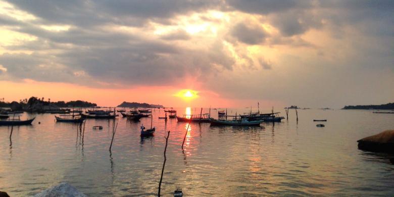 Turis Eropa Mulai Melirik Belitung