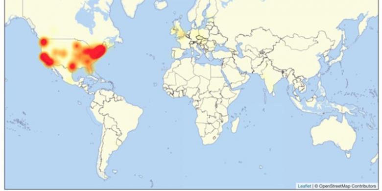 Serangan Masif DDoS Lumpuhkan Twitter, Indonesia Terdampak