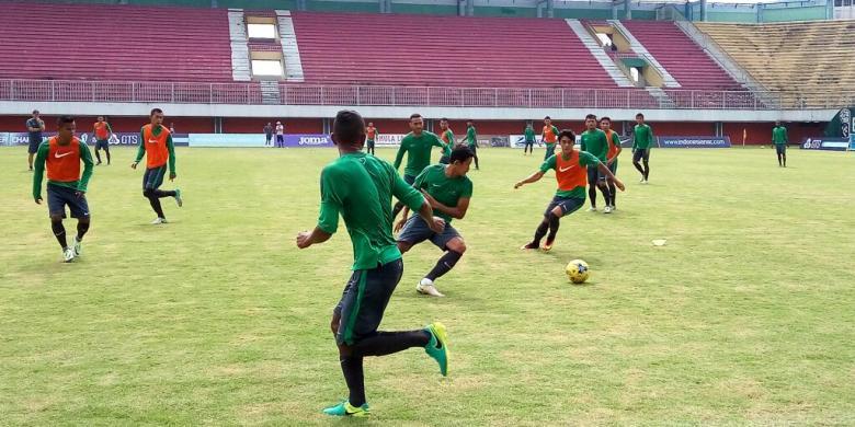 Timnas Tidak Fokus pada Hasil saat Melawan Myanmar