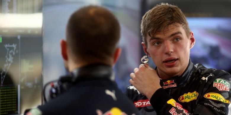 Verstappen Dan Ricciardo Bawa Red Bull Kuasai Latihan Ketiga GP AS