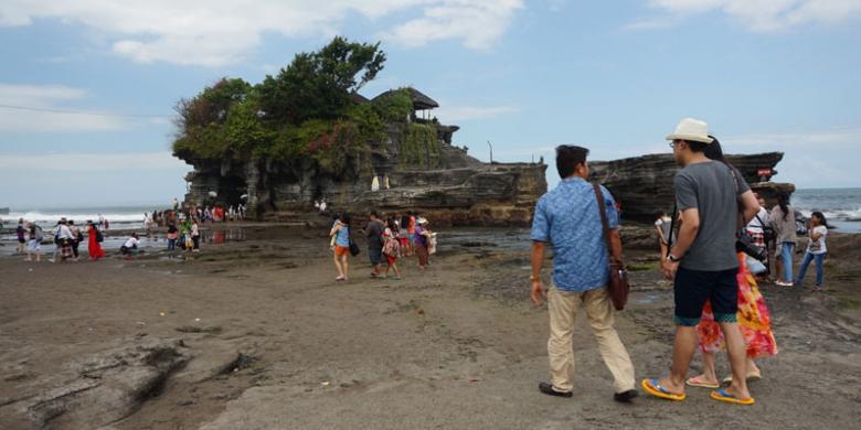Imlek, Bali Jadi Tujuan Berlibur Turis China