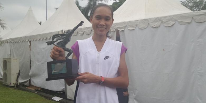 Atlet Nasional Nyaris Ditabrak Truk Pada Jakarta Marathon 2016