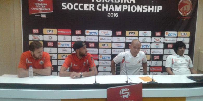 Kalah dari Sriwijaya FC, Pelatih Persija Bakal Lakukan Evaluasi