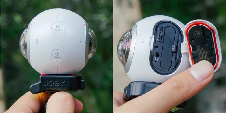 Review: Samsung Gear 360, Perekam 360 Derajat Seharga Rp 4 Juta