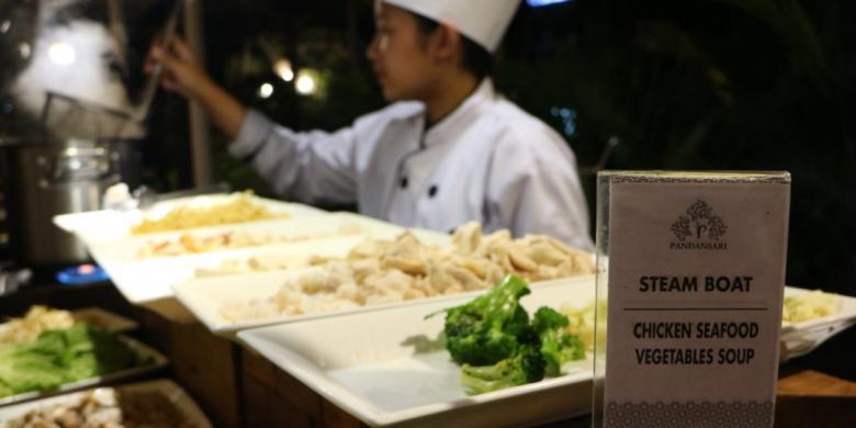 "Nikmatnya ""Buffet Dinner"" Di Hotel Santika Premiere Jogja"