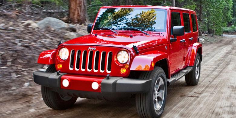 "FCA ""Recall"" Ratusan Ribu Jeep Wrangler Di Amerika"