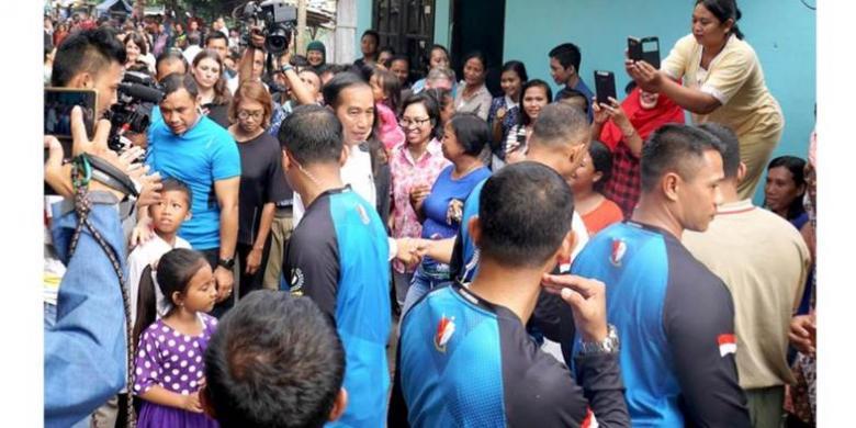 Film Jokowi Masih Kecil