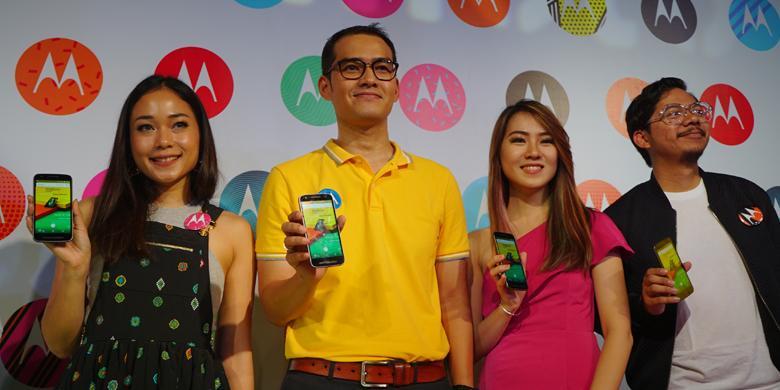"Motorola Malu-malu ""Comeback"" Ke Indonesia"