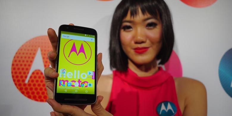 """Android Lenovo Dan Moto Di Indonesia Bakal """"Beda Kelas"""""""