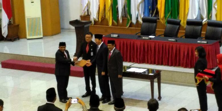 Plt Gubernur Jakarta: Semua Kebiasaan Ahok Kecuali Marah-marah Akan Saya Tiru