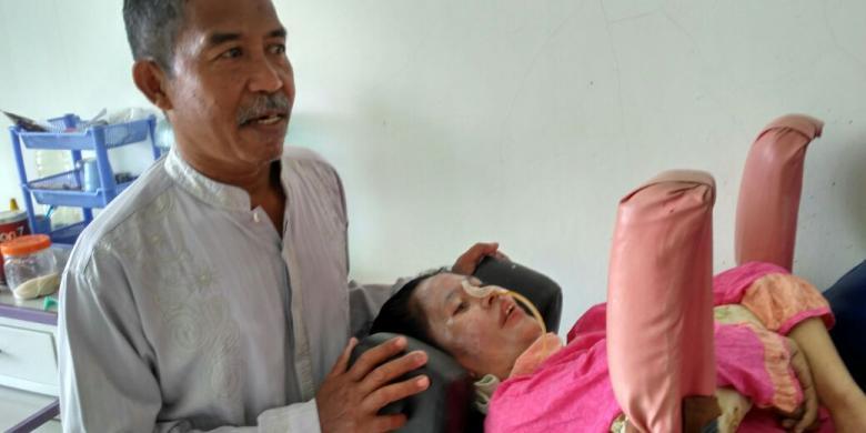 Pasien Lima Tahun Koma, Keluarganya Berniat Ajukan Fatwa Suntik Mati