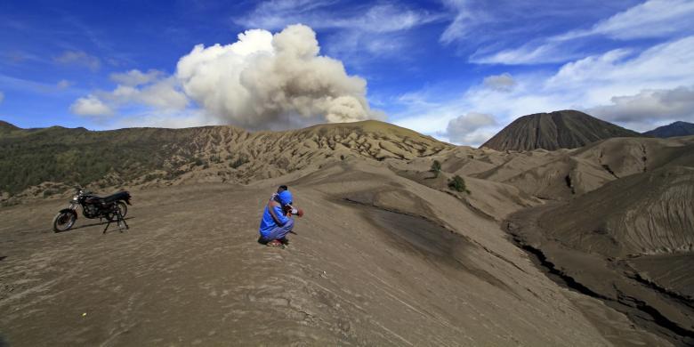"""Sistem """"Booking"""" Online Akan Diterapkan Di Gunung Bromo"""