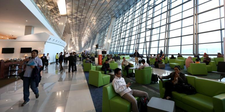 Bandara Soekarno-Hatta Paling Terkoneksi Di Asia Pasifik, Peringkat Ke-7 Di Dunia