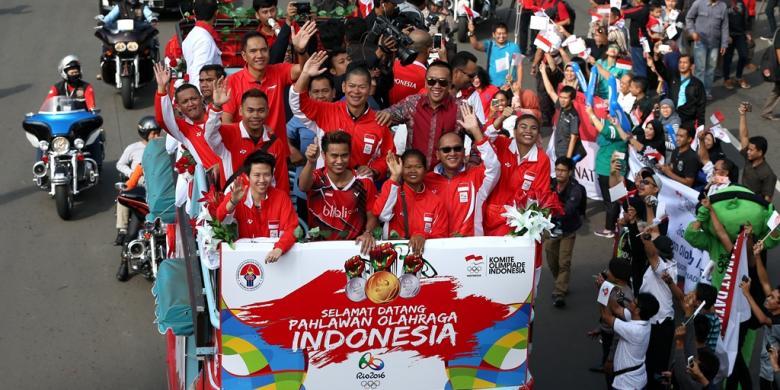 Kiprah Indonesia Pada Olimpiade 2016